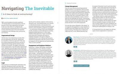 We got published in HR.com